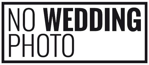 No Wedding Photo
